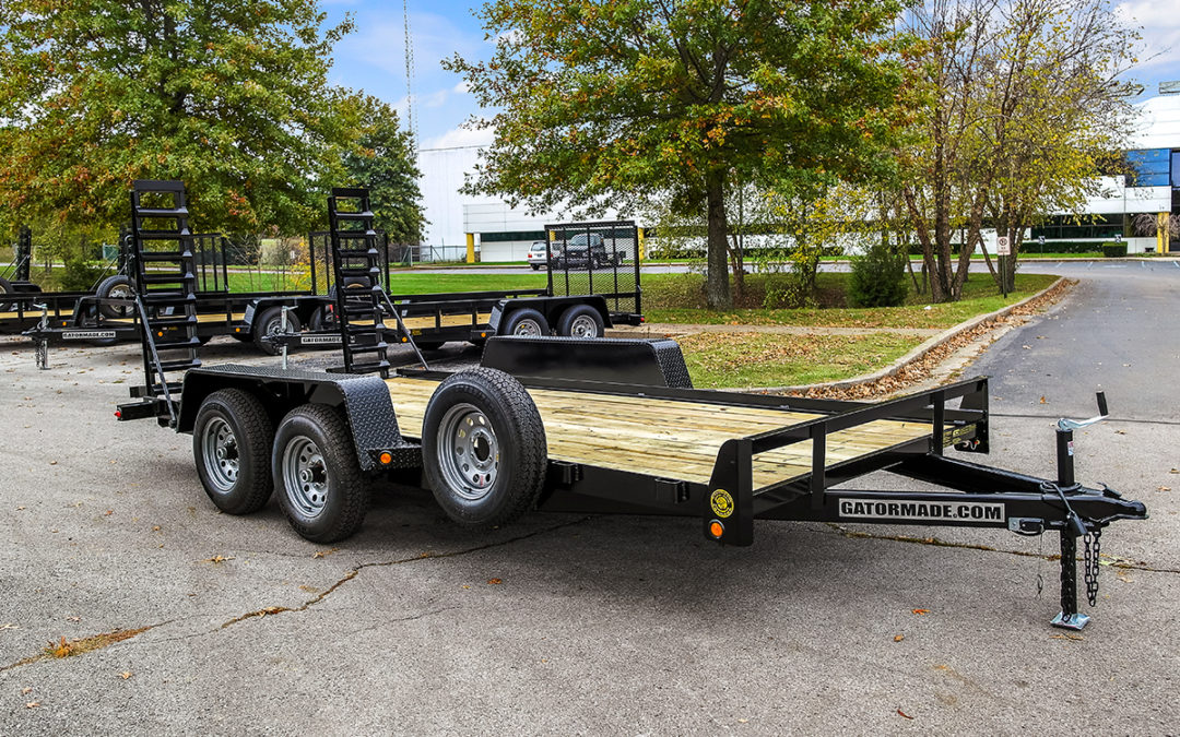 GT-XT 10,400 lb. Equipment Trailer
